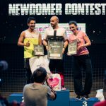 Newcomer contest winners