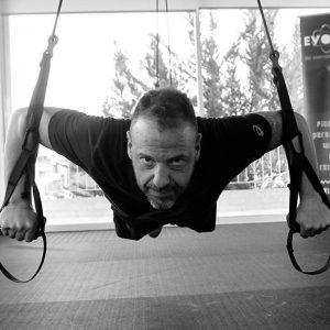 Dimitris Ioannou, group fitness