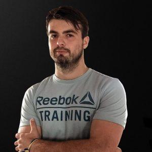 Jure Gubanc, personal training