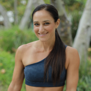 Maria Sollon, performance coach