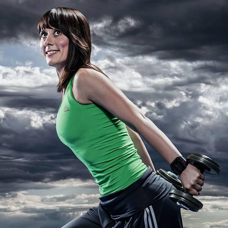 Marija Andrijašević, group fitness instructor