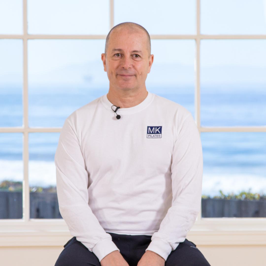 Michael King, pilates teacher