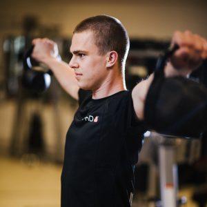 Jure Vezonik, zmagovalec Atleta