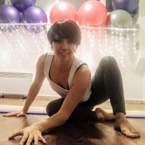 Marta Nedanovska – Boceva, Pilates