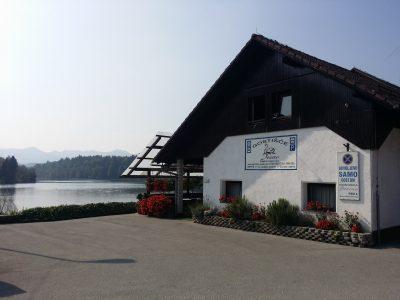 Gostišče Jezero